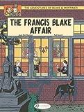Blake & Mortimer Vol.4: The Francis Blake Affair by Jean van Hamme (2008-09-04)