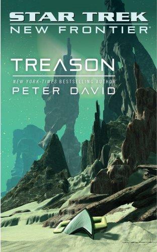 Star Trek: New Frontier: Treason by David, Peter (2010) Mass Market Paperback par Peter David