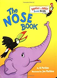 The Nose Book (Bright & Early Board Books)