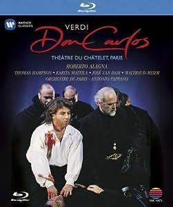 Verdi: Don Carlos [Blu-ray]