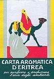 CARTA d'ERITREA 24 strisce DEODORANTE PER AMBIENTI