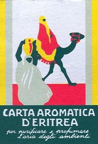 Papier d'L'érythrée 60 - bandes déodorants pour (Profumata Auto Deodoranti)