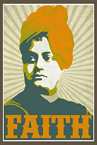 Hungover Swami Vivekanand Special Paper Poster (12x9 inches)  available at amazon for Rs.140