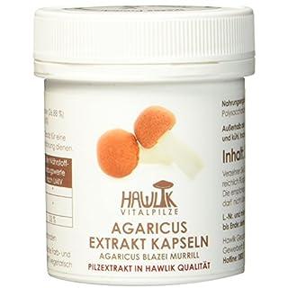 Agaricus Extrakt, 60 Kapseln