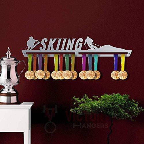 Zoom IMG-2 victory hangers porta medaglie ski