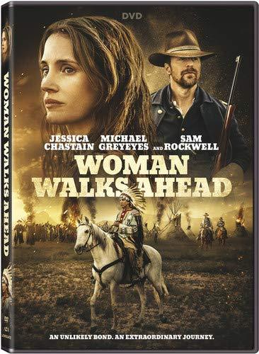 Woman Walks Ahead [Edizione: Stati Uniti] [Italia] [DVD]