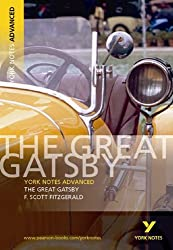 The Great Gatsby- York Notes Advanced