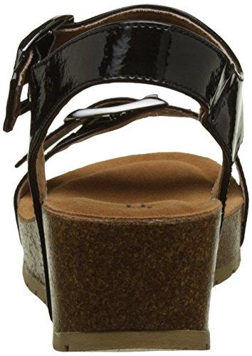 Les P'tites Bombes - Narcisse, Laccetto alla caviglia Donna Noir (V.Noir)