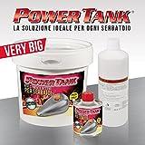 Power Tank trattamento ripara serbatoi - KIT VERY BIG - 2,5 KG Più economico di tankerite