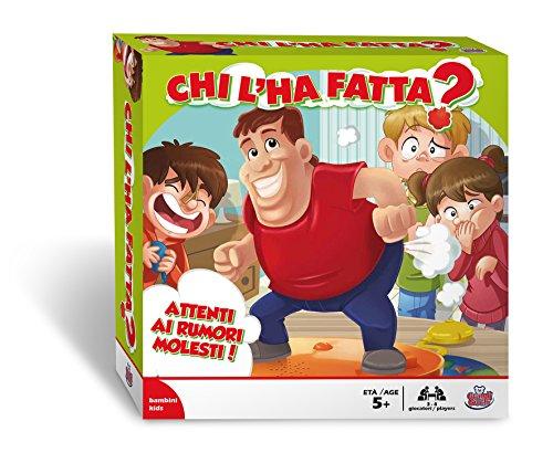 Grandi Giochi Chi l'ha Fatta,, GG00183