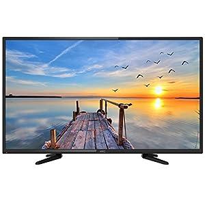 HKC 40K7A-A2EU 100.3 cm (40 inch) LED TV (Full HD, TRIPLE TUNER, DVB-T / T2 / C / S / S2, H.265 HEVC,CI+, Mediaplayer USB2.0), [Energy class A]