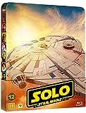 Solo: A Star Wars Story Steelbook Blu Ray 2-Disc (2D + Bonus Blu Ray) [Nordic]