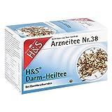 H&S Darm-Heiltee Arzneitee Nr. 38, 20 St. Filterbeutel