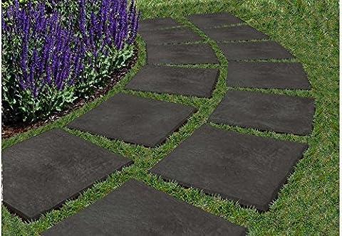 10 x Garden Paving Slabs 12