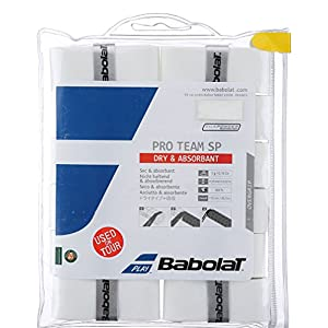 Babolat Pro Team SP 12er weiß Overgrip, One Size