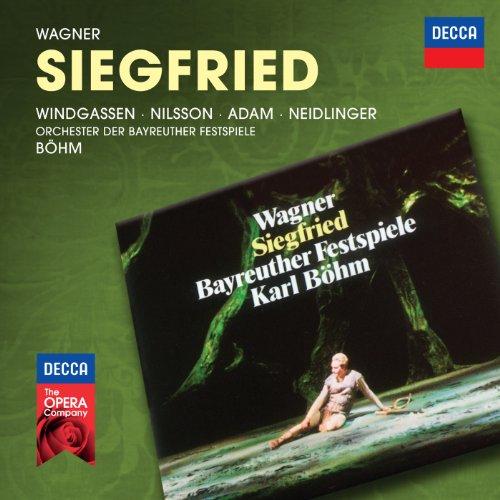 """Wagner: Siegfried / Act 2 - """"Du holdes Vöglein"""""""