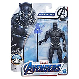 Avengers – Black Panther, Action Figure Personaggio Giocattolo (15cm)
