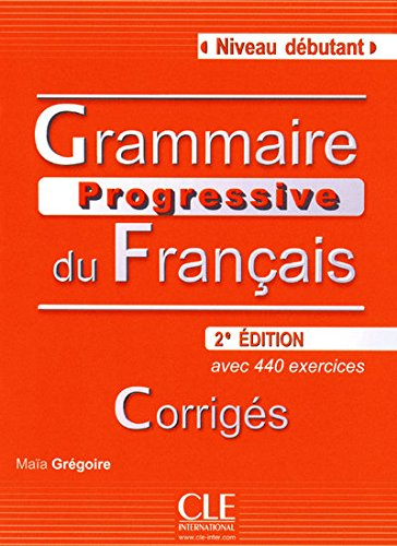 Grammaire progressive du francais - Nouvelle edition por Robert Merle