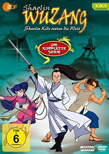 Shaolin Wuzang - Die komplette Serie [6 DVDs]