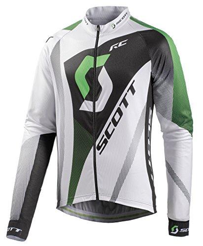 scott-rc-pro-as-maillot-de-velo-blanc-vert-2015-blanc-vert