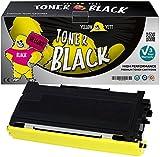 Yellow Yeti TN2000 (2.500 Seiten) Premium Toner kompatibel für Brother HL-2030 HL-2032 HL-2040 HL-2050 HL-2070 HL-2070N DCP-7010 DCP-7020 DCP-7025 FAX-2820 FAX-2920 MFC-7420 [3 Jahre Garantie]