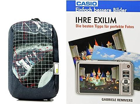 Progallio Foto-Tasche Kameratasche HAMA AHA 70J plus Fotobuch IHRE EXILIM für Casio