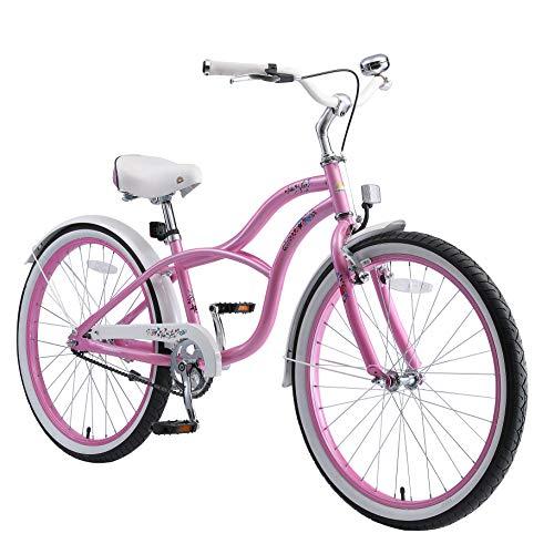 BIKESTAR Bicicleta Infantil niños niñas Partir 10