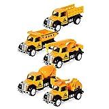 Cast Veicoli Set Regalo per Auto 1:32 5 Pezzi 1:55 Bambini Simula Tirare Indietro Auto in Lega Giocattolo Cannone Giocattolo Auto per Bambini Regalo