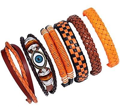 Doitsa 6pcs/pijama Unisex pulseras