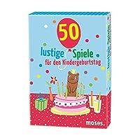 Moses-50-lustige-Spiele-fr-den-Kindergeburtstag-Kinderbeschftigung-Kartenset