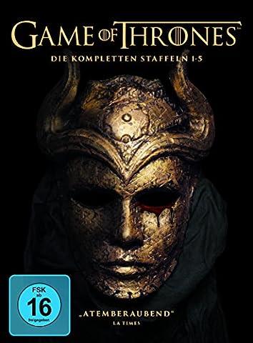 Game of Thrones Staffel 1-5 (Digipack + Fotobuch + Bonusdisc) (exklusiv bei Amazon.de) [Limited Edition] [26