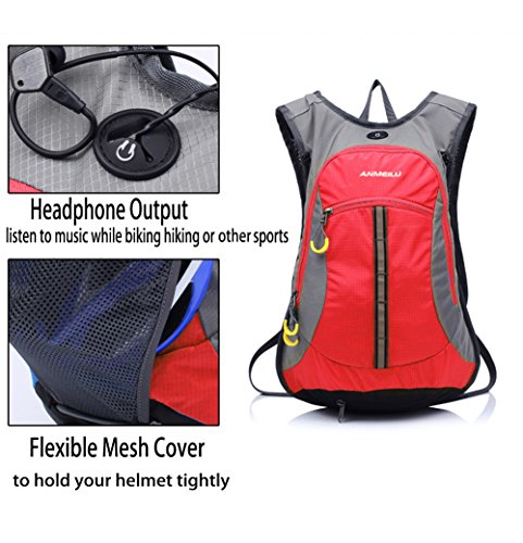 15L Hydration Backpack,–