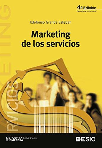 Marketing de los servicios (Libros profesionales) eBook: Esteban ...