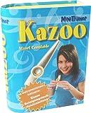 Mini Trainer Kazoo. Instrumentenset inklusive: Kazoo, Reinigungstuch & Spielanleitung