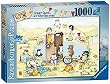Ravensburger Linda Jane Smith Vintage No. 2Verrückte Katzen... bei der Karawane Spielset Puzzle, 1000Einzelteile