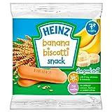 Heinz Banana Biscotti 7 Mths+ 60g by Heinz Bild