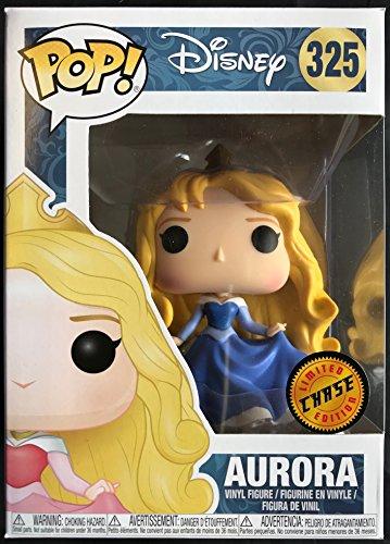 Sleeping Beauty Aurora Pop! Vinyl Figure Chase Variant (Blue Gown)