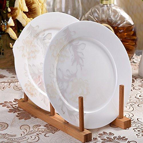 Piatto / Posate / creativo articoli per la tavola del piatto / articoli per la tavola piatto di ceramica / minestra / Piatto freddo piatto (8 pollici) (3 colori facoltativi) (Formato facoltativo) ( colore : B , dimensioni : 2 Pieces )