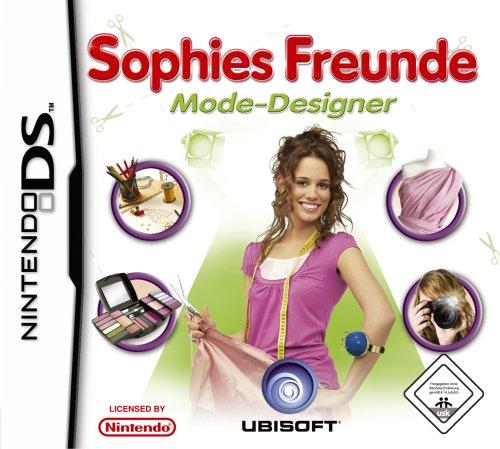 Retro-designer-center (Sophies Freunde - Mode Designer - [Nintendo DS])