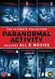 Paranormal Activity The Ultimate Edition (Region 2 Import)