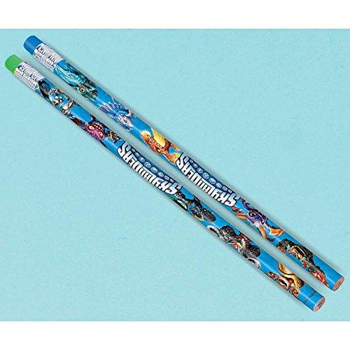 Crayons Skylander (12 par paquet)