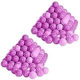 Knorrtoys 56756 - 200 Bälle in tollem Rosa und Pink ohne gefährliche...
