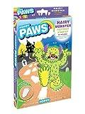 Hoppy Paws Hairy Monster Footprint Stamp...