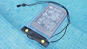 Etui étanche - Poche - Pochette pour Kindle Amazon - Kindle Paperwhite - Bleu