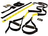 TRX Pro 4 Werkzeug Trainings in Suspension, schwarz/gelb