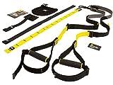 TRX Pro 4Werkzeug Trainings in Suspension, schwarz/gelb