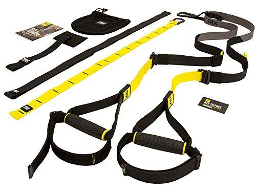 TRX Pro 4Werkzeug Trainings in Suspension, schwarz/gelb Pro 4