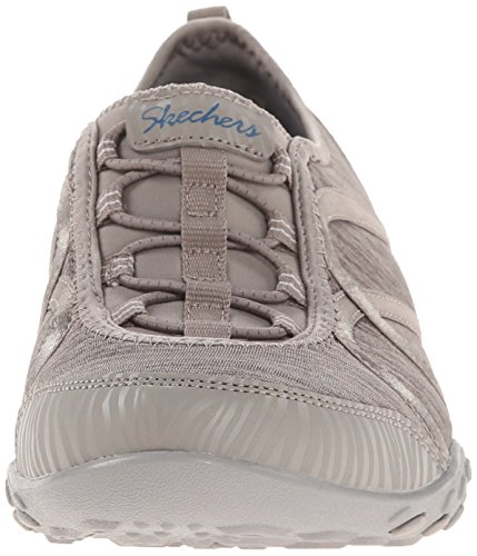 Skechers Breathe Easy Fortune, Sneakers Basses femme Beige - Beige (Tpe)