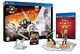 Disney Infinity 3.0 – Star Wars – Pack démarrage PS4 – Jeu en Anglais + 2 Figurines Interactives