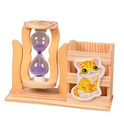 nd Zeit Uhr Westminster magnetische Stundenglas Timer Desktop Büro Spielzeug - Party Favors für Party, Halloween, Weihnachtsdekoration ()